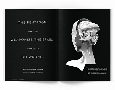 Weaponizing the Brain - The Atlantic (November 2018)