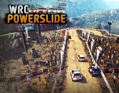 WRC Powerslide Art Direction //PS3/X360//