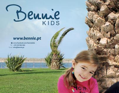 Publicidade Bennie Kids