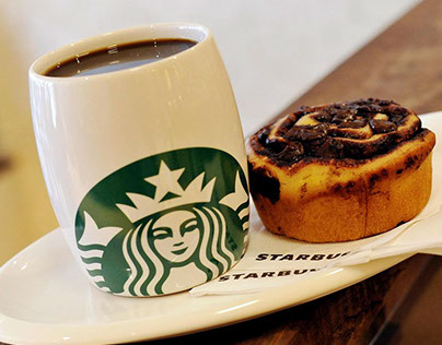 Starbucks ios Application UI Design