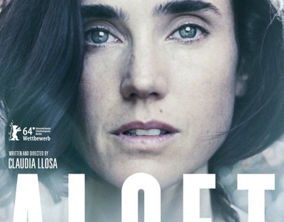 """ALOFT"" international movie poster"