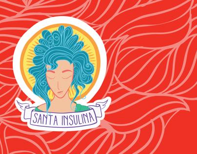 Saint Insulin / Santa Insulina
