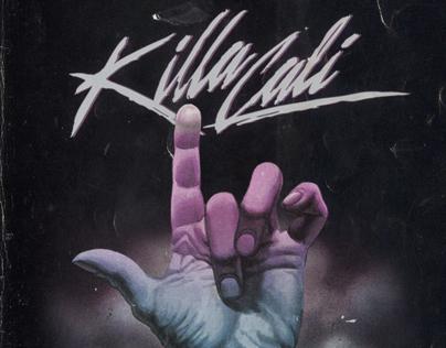 Killa Cali - Un Dio non c'è (prod. Aleaka/Allday) cover