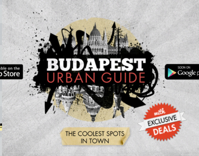 mobile app development ◆ Budapest Urban Guide