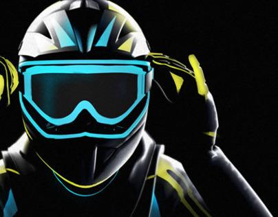 THQ MXvsATV Alive Intro Trailer