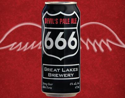 Beer Campaign - Devil's Pale Ale