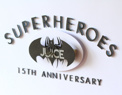 JUICE SUPERHEROES