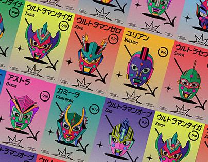 奧特曼 | Ultraman IP Design
