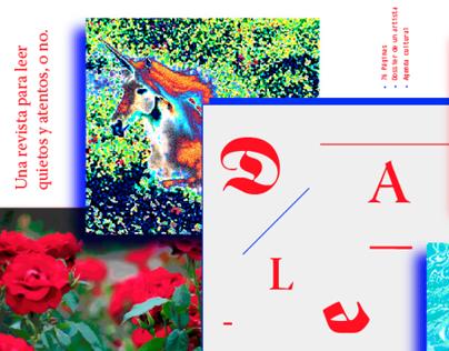 D—A—L—E — Revista Cultural