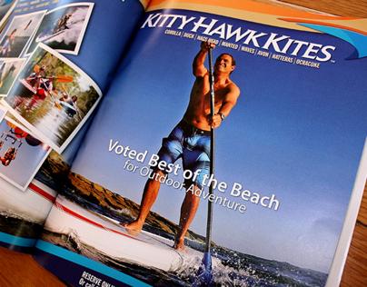 Kitty Hawk Kites Branding