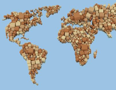 World on Cubes