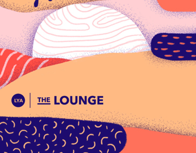 The Lounge x Grace Cho Monthly Wallpaper