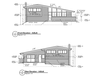 As-Builts Sets_Yew Residence