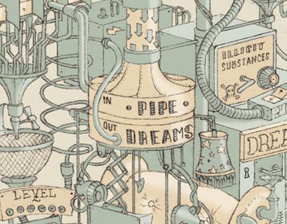 Pipe Dreams, AHD Paper Co
