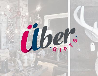 Uber Gifts Brand Identity