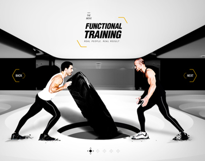 CT MOVE FUNCTIONAL TRAINING