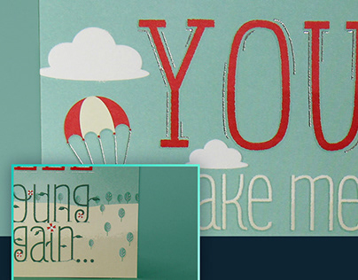 Greeting Cards - Typography & Illustration