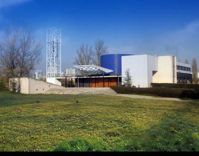 Dugave Church, Zagreb, 1989. -