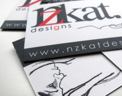 Nzkat Designs - Branding, Product Artwork & Photography