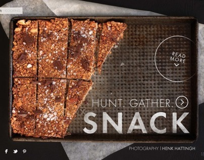 Hunt. Gather. Snack. | Crush! Feature