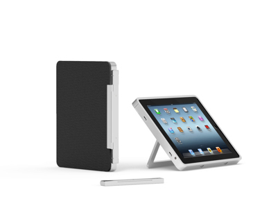 LinkPad - Multifunctional stand system for iPad4