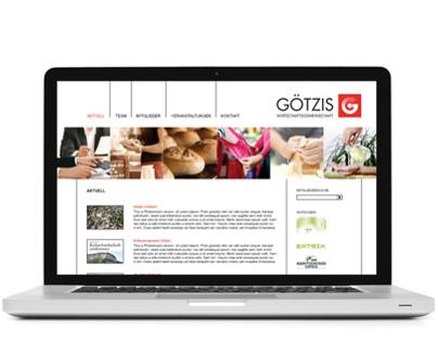 web design - wg götzis