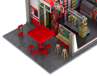 Store Overview Illustrations
