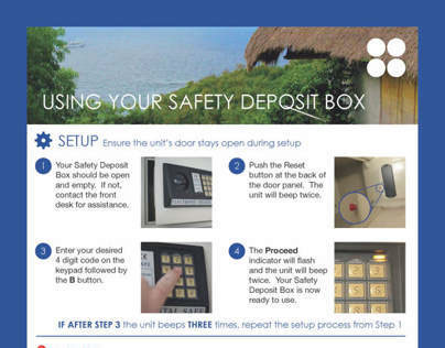 Using Your Safety Deposit Box