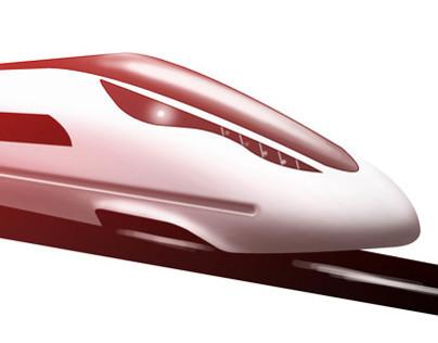 High Speed Rail Interior