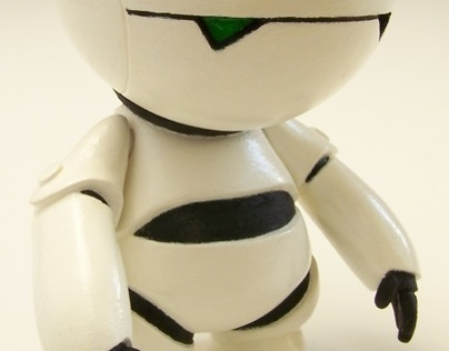 Munnyworld Customs: Marvin