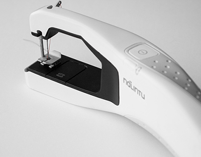 Nålintu - Handheld Sewing