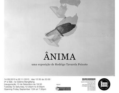 Ânima - Galeria Bangbang, Setembro-Novembro 2013