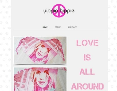 Yippie Hippie (Web site)