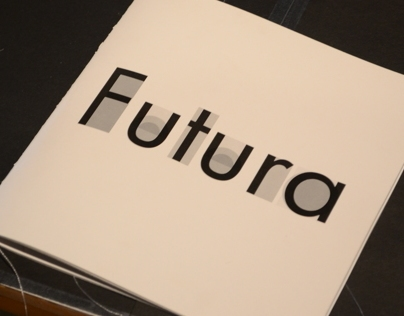 Futura typeface Documentation