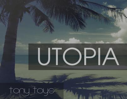 """New LP """"Utopia"""""""