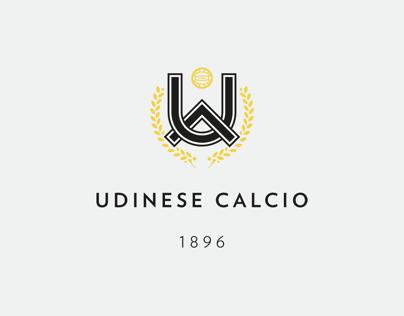 Redesign of Udinese Calcio