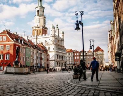 MPK Poznan, A wanderers Journey