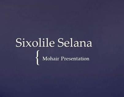 Mohair SA design