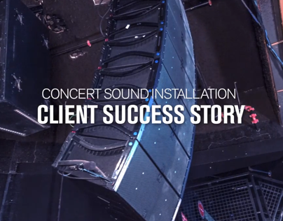 Customer Success Story Video Art Direction/Production