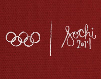 Olympics Typography