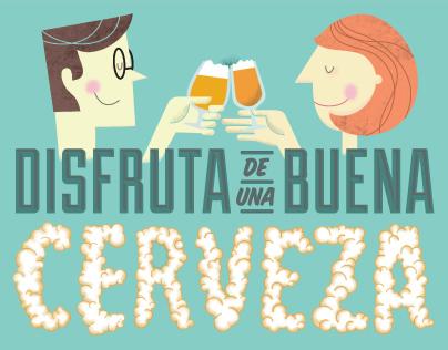 Enjoy a Good Beer - Infographics