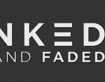 Inked and Faded Logo