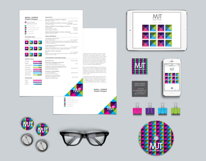Identity | MJT Graphic Design