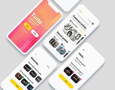 Tinte App