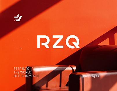 RZQ - Brand and Visual Identity Design