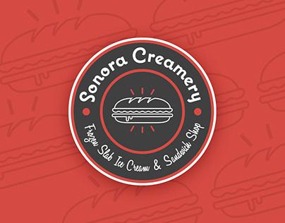 Sonora Creamery - Brand Identity