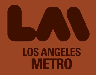 LA Metro Redesign