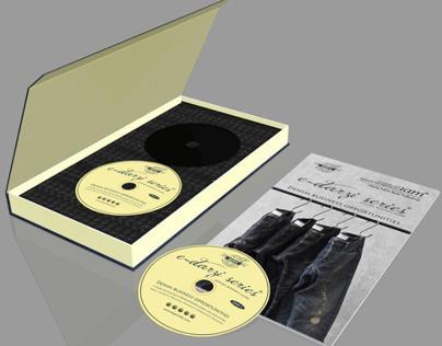 Denim Manual Design Including Packaging