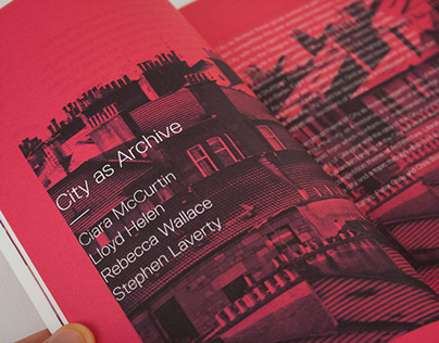 UCD Architecture Yearbook 2013