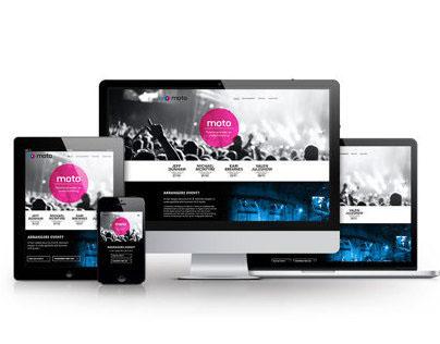 Webdesign, Moto